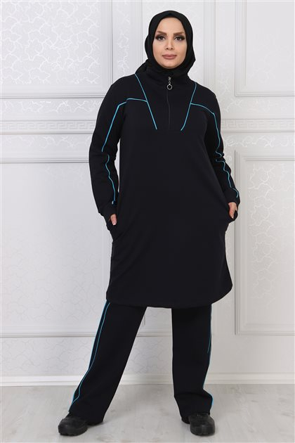 Tracksuit-Navy Blue MG1013-17