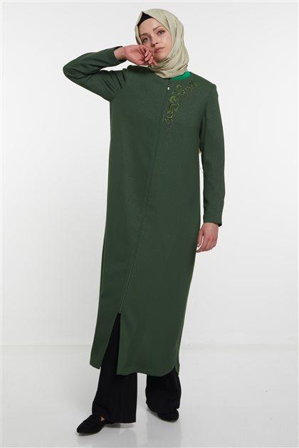 ملابس خارجية-أخضر KA-A8-25059-25
