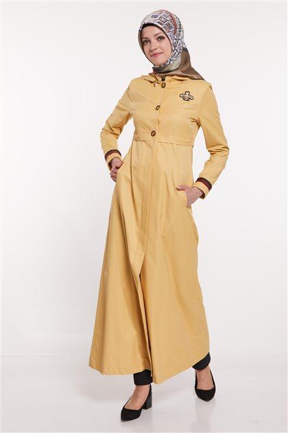 Topcoat-Mustard DO-B9-55015-50