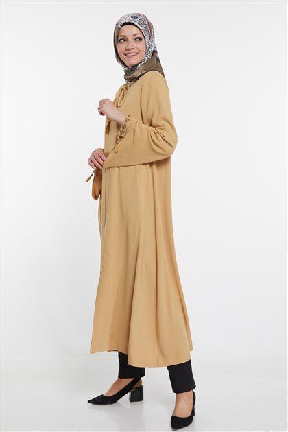 ملابس خارجية-خردل DO-B9-65009-50