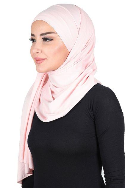 Ayşe Tasarim شال-لون البودرة CPS-0050-7