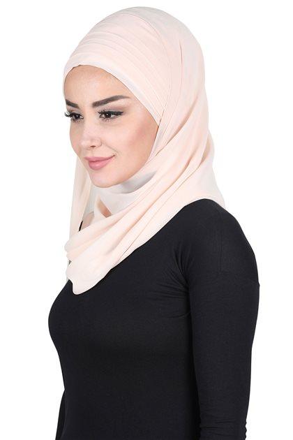 Ayşe Tasarim شال-بنطلون جينز CPS-501-5