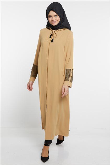 ملابس خارجية-خردل DO-B9-65017-50