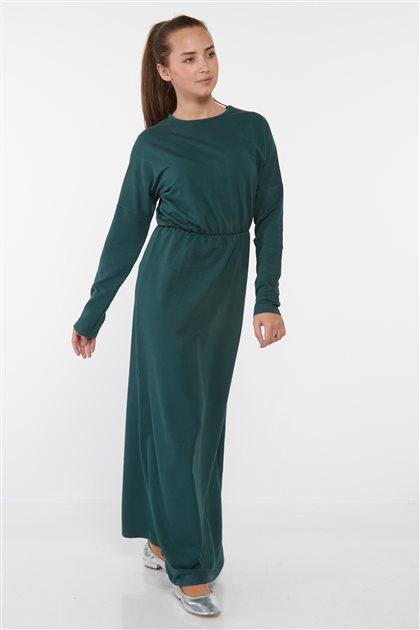 فستان -أخضر MG5003-21