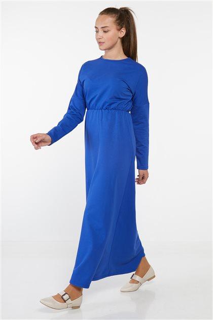 فستان -أزرق غامق MG5003-47