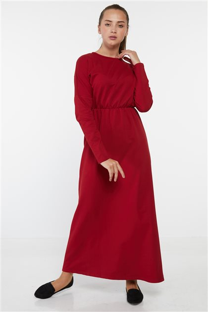 Dress -Claret Red MG5003-67