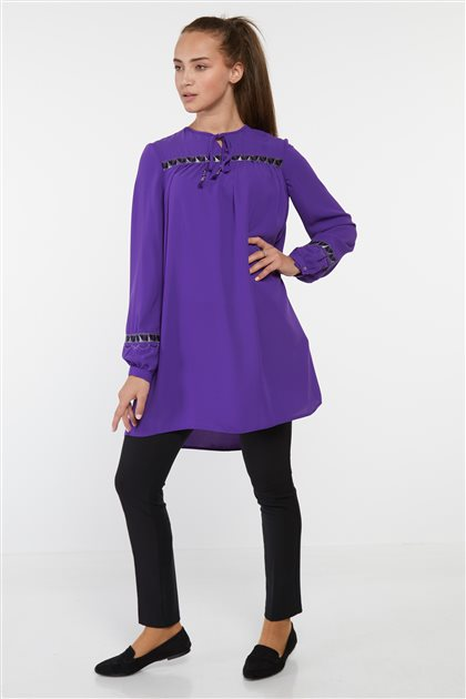 Tunic-Purple DO-B9-61022-24