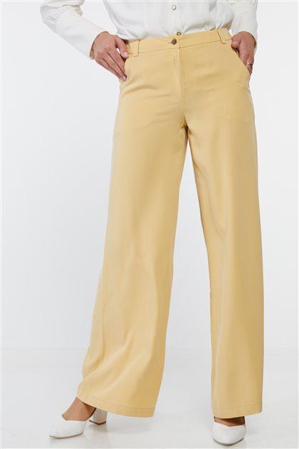 Pantolon-Sarı DO-B9-59001-03