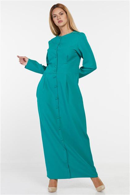 Elbise-Yeşil 2537-21