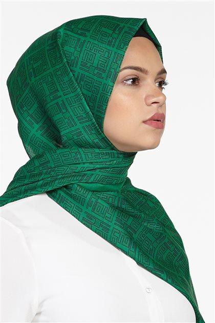 Kayra شال-أخضر KA-B9-SAL10-25