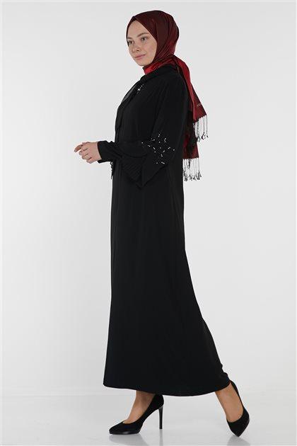 ملابس خارجية-أسود KA-B9-25080-12