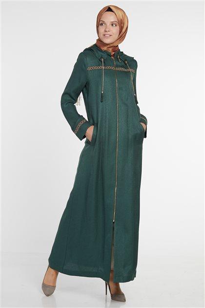 Pardesü-Yeşil DO-B8-55267-25