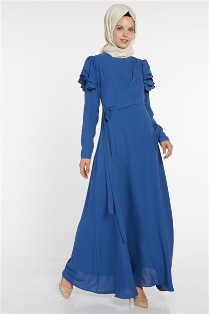 Dress-İndigo 22122-83