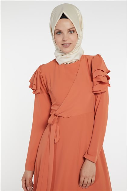Dress-Caramel 22122-84