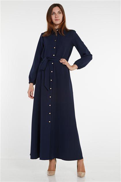 Dress-Navy Blue 0003-17