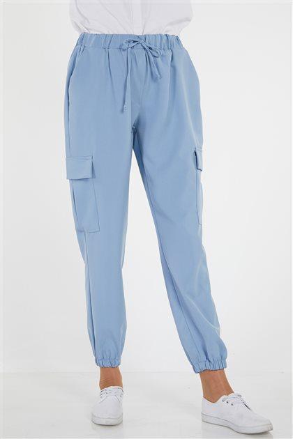Pantolon-Bebe Mavi 1001-118