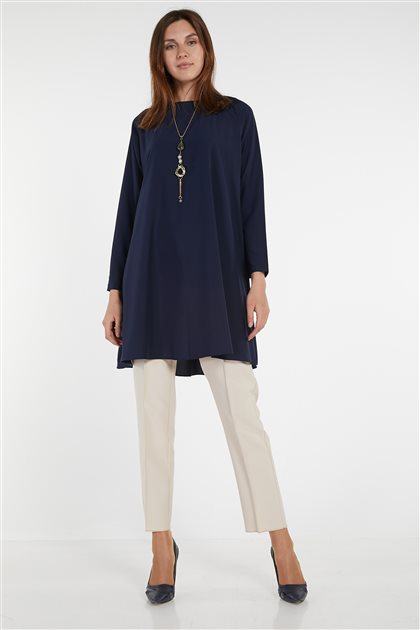 Tunic-Navy Blue 5001-17