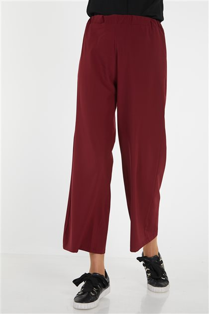 Pants-Claret Red 5002-67