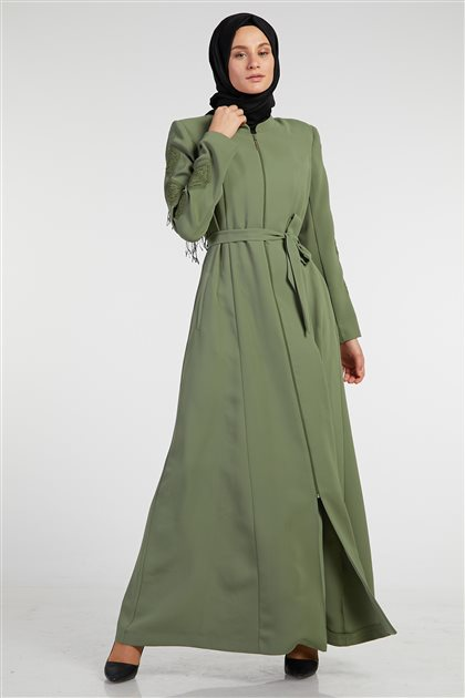 Pardesü-Açık Yeşil KA-B9-15134-30