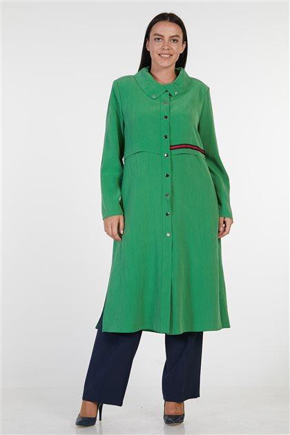 ملابس خارجية-أخضر KA-B9-25122-25