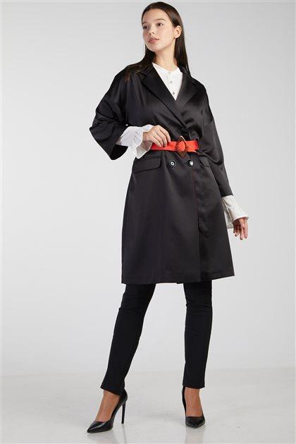 Jacket-Black KA-B9-13022-12