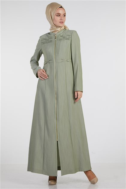 Topcoat-Green KA-B9-15109-25