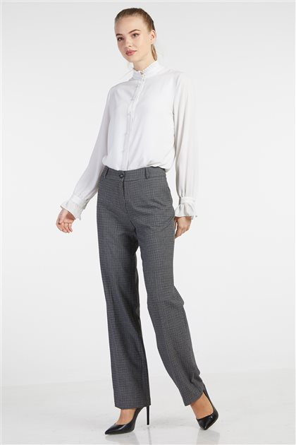 Pantolon-Siyah TK-Z2606-09