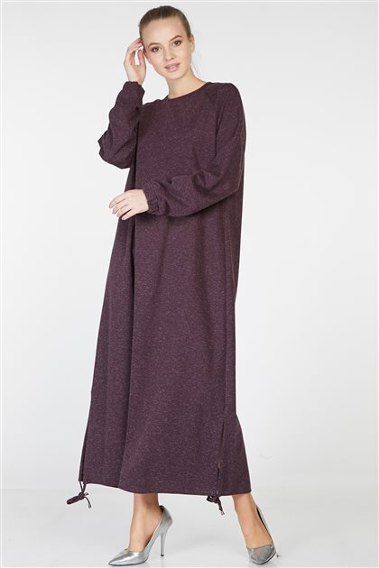 Dress-Plum TK-Z9000-10