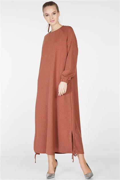فستان-بني TK-Z9000-46