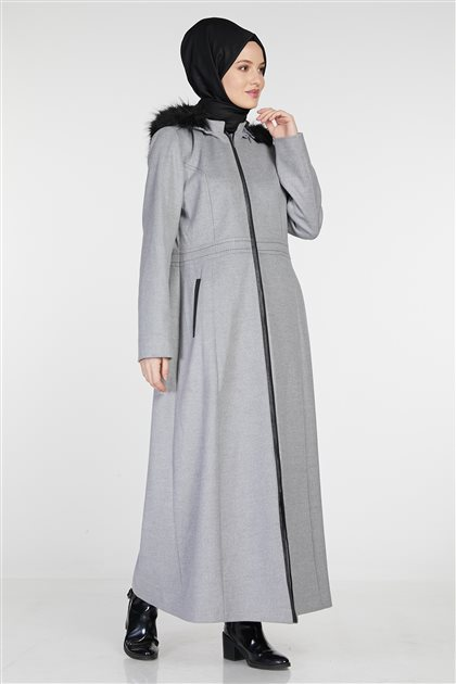 Outerwear-Gray TK-Z6334-05