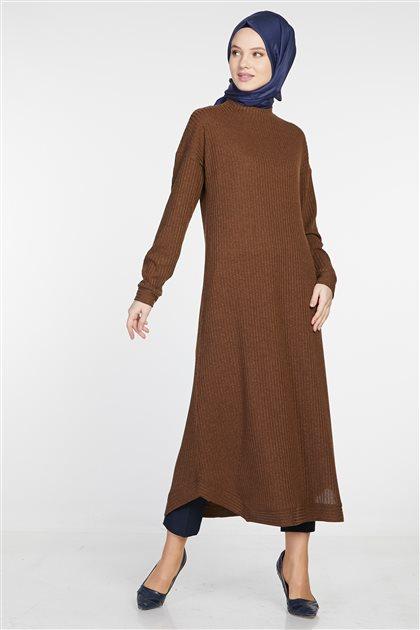 فستان-بني TK-Z2000-04