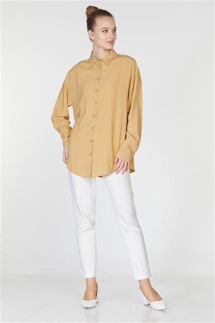 Kyr قميص-خردل KY-A9-71700-50