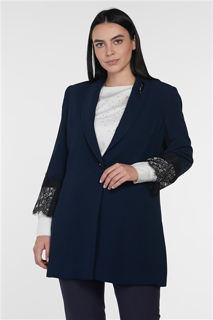 Jacket-Navy Blue KA-B9-13025-11