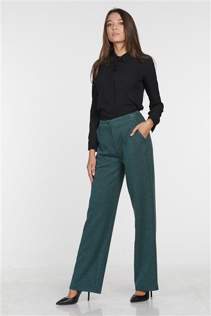Pants-Green TK-Z7625-22