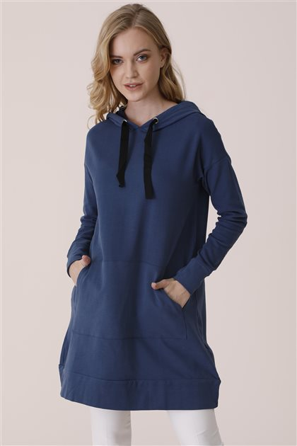 Tunic-Navy Blue 10301-17