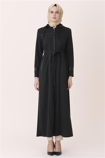 Abaya-Black 8203-01