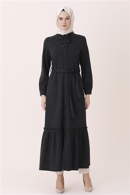 Abaya-Black 8214-01