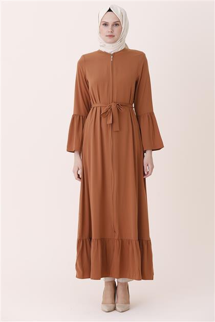 Abaya-Mustard 6011-55