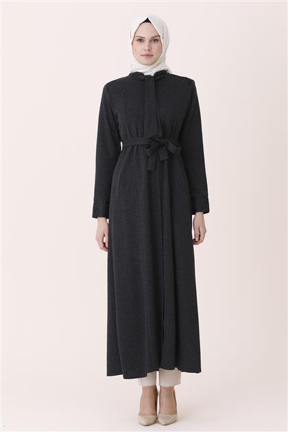 Abaya-Black 8204-01