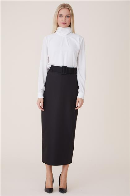 Skirt-Black MS927-12