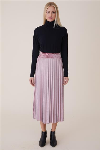 Skirt-Dried rose MS770-38