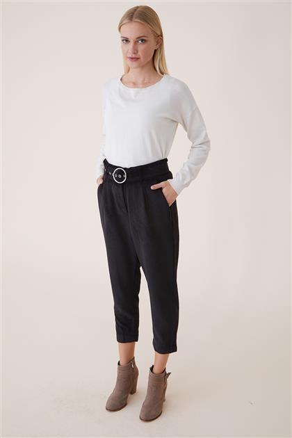 Pants-Black 20488-01