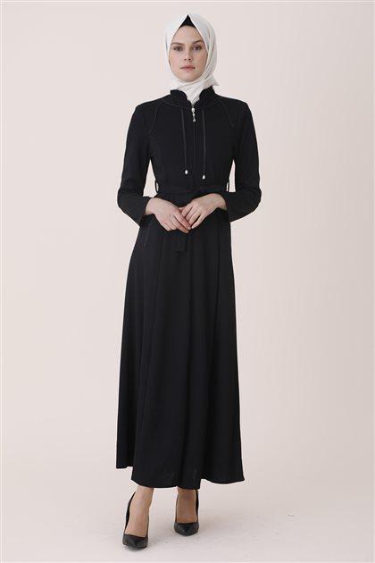 Abaya-Black 8213-01