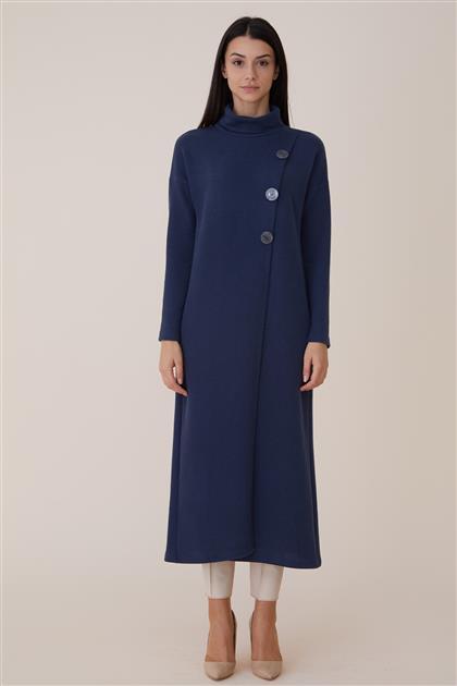 Dress-Navy Blue 0577-17