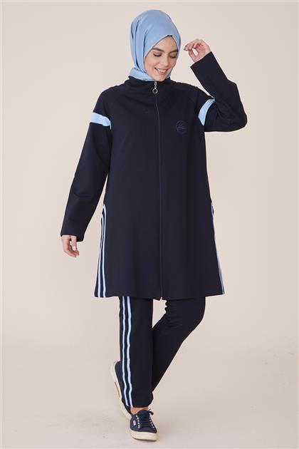 Tracksuit-Navy Blue MG1012-17