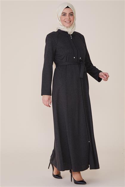 Abaya-Black 8220-01