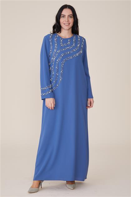 Dress-Indigo 19Y684-83