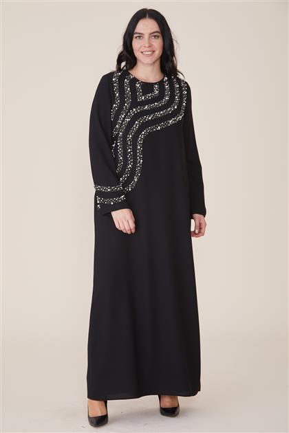 Dress-Black 19Y684-01
