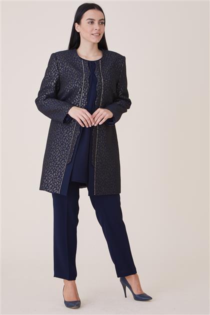 Suit-Patterned 18K2353-145