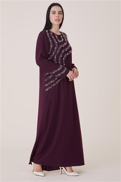 Dress-Plum 19Y684-51